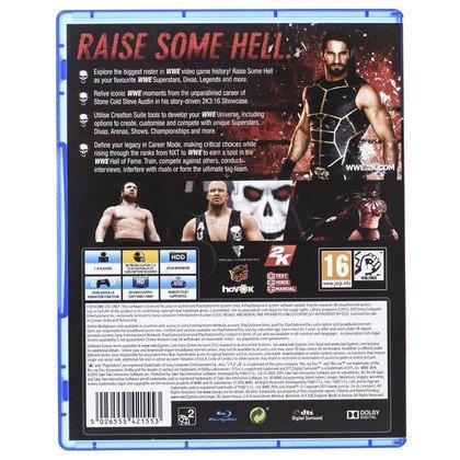 Gra GP4 WWE 2K 16