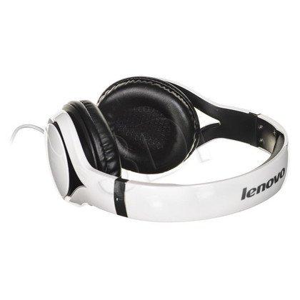Słuchawki wokółuszne z mikrofonem LENOVO P855 (Biało-czarny)