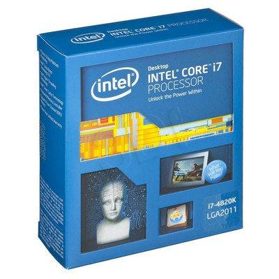 Procesor Intel Core i7 4820K 3700MHz 2011 Box (WYPRZEDAŻ)