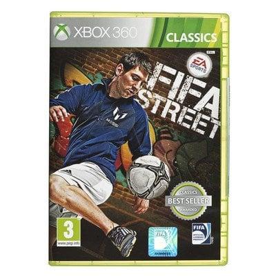 Gra Xbox 360 Fifa Street Classic