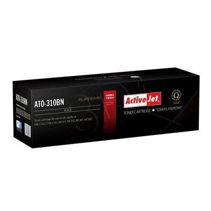 ActiveJet ATO-310BN czarny toner do drukarki laserowej OKI (zamiennik 44469803) Supreme