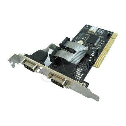 KONTROLER 2 PORTY RS-232 (COM) NA PCI