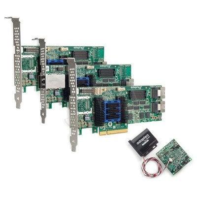 Kontroler RAID SAS/SATA ADAPTEC 6445, 6Gb, 8p, SGL