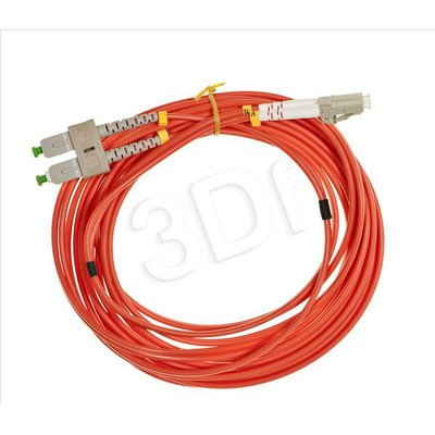 ExtraLink Fiber Optic Patchcord MM OM2 LC-SC DUPLEX 50/125 5.0M