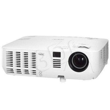 PROJEKTOR NEC V230X DLP XGA 2300 ANSI 2000:1 2,5Kg
