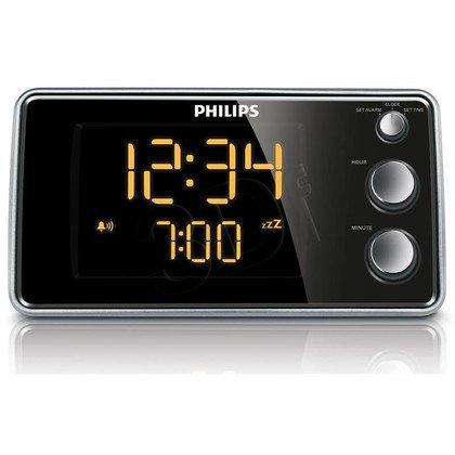 Radiobudzik Philips AJ3551/12 czarny