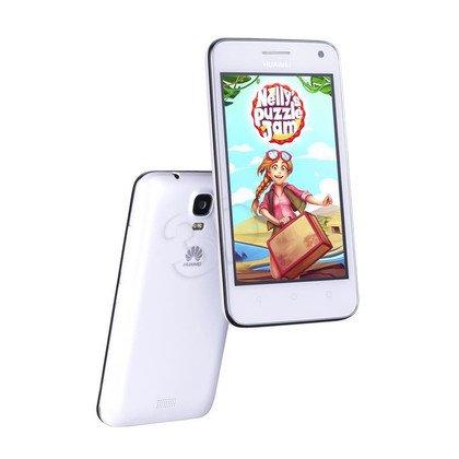 """Smartphone Huawei Y3 4GB 4"""" biały"""
