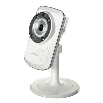 Kamera IP D-link DCS-933L/E 3,15mm 0,3Mpix WiFi
