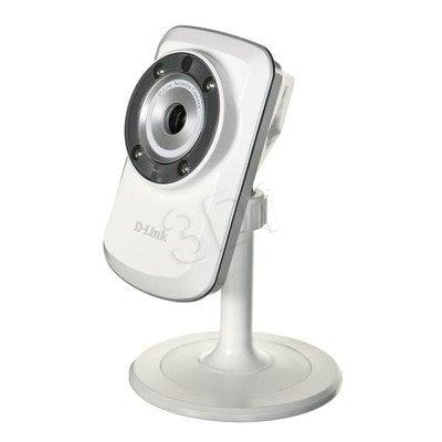 Kamera IP D-link DCS-933L/E 3,15mm 0,3Mpix WiFi