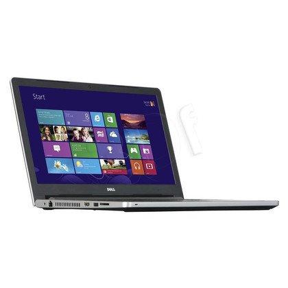 """DELL Inspiron 5558 i3-5005U 4GB 15,6"""" HD 1000GB HD5500 Win10 Srebrny (5558-1393) 2Y NBD"""