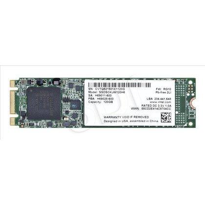 Dysk SSD Intel 535 120GB M.2 SSDSCKJW120H601