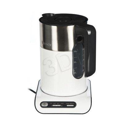 Czajnik elektryczny Bosch TWK8611P (1,5l 2400W Biały/antracyt)