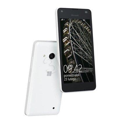 """Smartphone Nokia Lumia 550 8GB 4,7"""" biały LTE"""