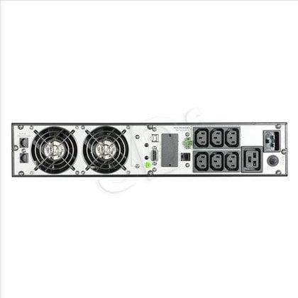 "ActiveJet UPS AJE 3000R - RACK 19"" SINUSOIDA+"