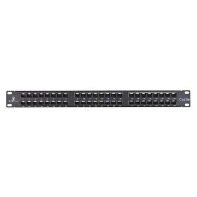 ALANTEC Patch panel UTP 48 portów LSA kat.5e, 1U