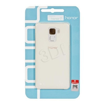 HUAWEI ETUI protective case (PC) Honor 7 Białe