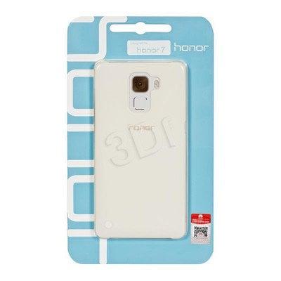 HUAWEI ETUI protective case (PC) Honor 7 Białe
