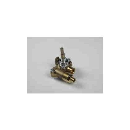 Zawór (kurek) gazowy palnika małego Whirlpool (481236058501)