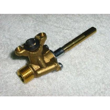 Zawór gazowy TAP CAM długa ośka fi 18 (C150077K2)