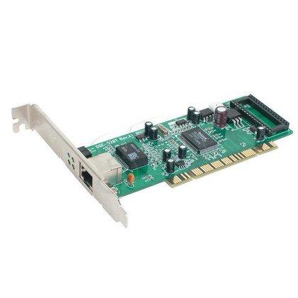 D-LINK D-LINK DGE-528T KARTA SIECIOWA PCI 10/100/1000 Mbps Gigabit Ethernet Adapter