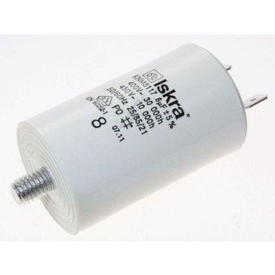 Elementy elektryczne do pralek r Kondensator rozruchowy do pralki Whirlpool (481981729146)