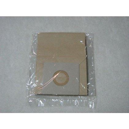 Worki papierowe 01D010 - 5szt. (FR3519)