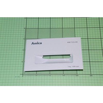 Osłona pojemnika na detergenty GAW7123LC (1039631)