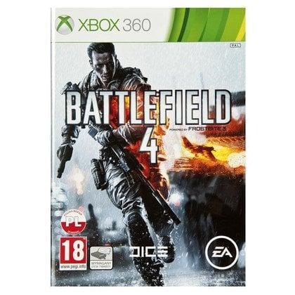 Gra Xbox 360 Battlefield 4