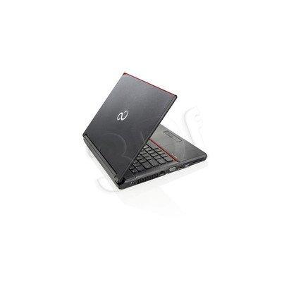 "Fujitsu LIFEBOOK E544 i3-4100M 4GB 14"" HD+ 500GB HD4600 Win7P W10P Czarny 1Y"