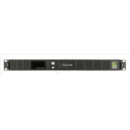 UPS CYBERPOWER OR1500ELCDRM1U (VI, Rack, 1500VA, 900W, 6xIEC (2+4 Backup), FL3min/HL11min)