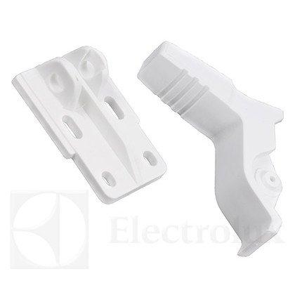 Zestaw białego pedału do chłodziarko-zamrażarki (960018026)