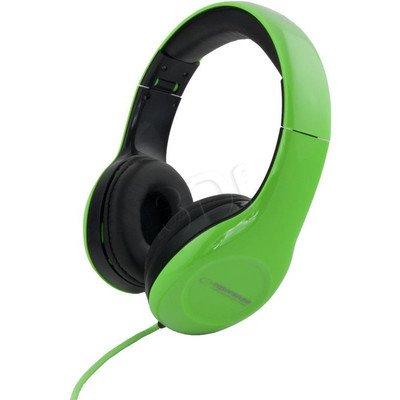 Słuchawki nauszne Esperanza SOUL (Zielony)