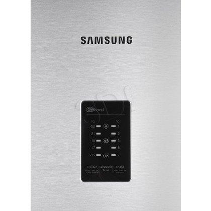 Chłodziarko-zamrażarka Samsung RB 33J3219SS/EF (595x1850x668mm inox A+++)