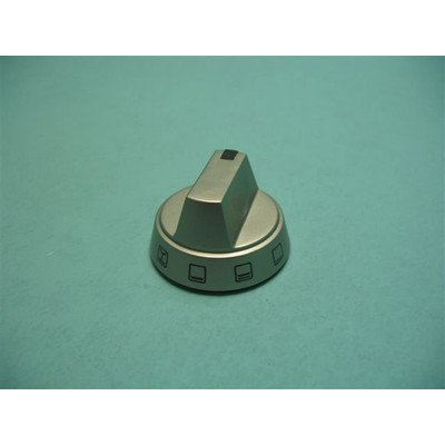 Pokrętło 8 funkcji piekarnika srebrne (8034236)