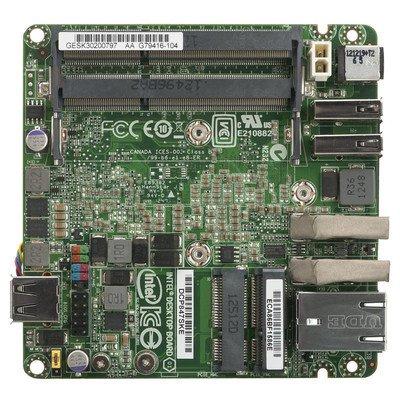 Intel NUC BLKDCP847SKE QS77 (WYPRZEDAŻ)
