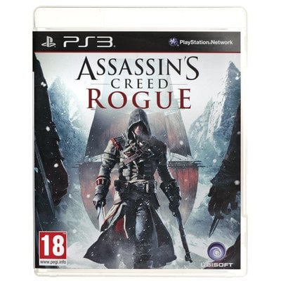 "Gra PS3 Assassin""s Creed Rogue"