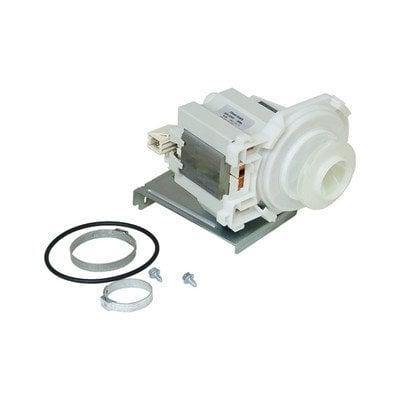 Silnik pompy myjącej zmywarki z turbinką 60W Whirpool (480140102397)
