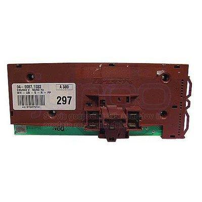 Moduł obsługi panelu sterowania do zmywarki Whirlpool (481221838065)