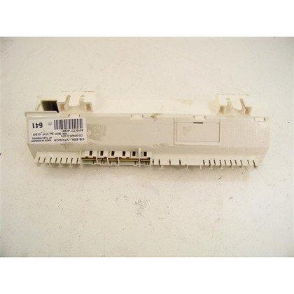 Programator/Moduł sterujący (w obudowie) skonfigurowany do zmywarki Whirlpool (481221470007)