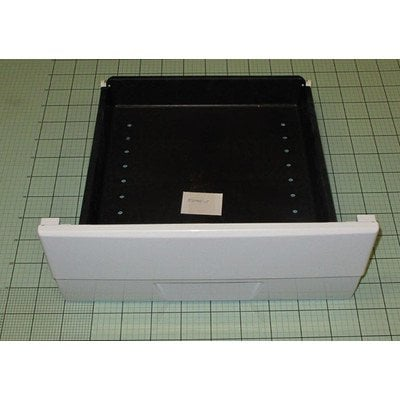 Zespół szuflady 53W z nakładką 53W pojemnik z tworzywa szary (9031968)