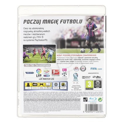 Gra PS3 FIFA 15