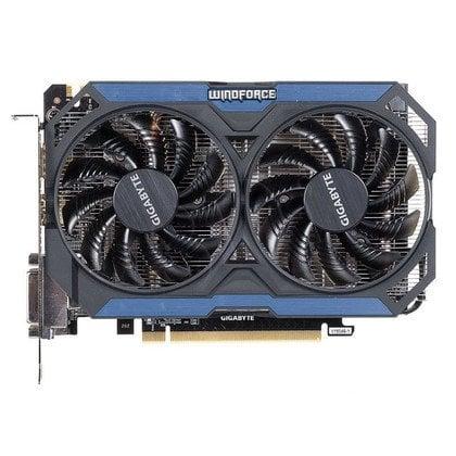 GIGABYTE GeForce GTX 960 2048MB DDR5/128bit DVI/HDMI/DP PCI-E (1253/7010) (wer. OC - OverClock)