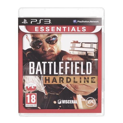 Gra PS3 Battlefield Hardline Essential