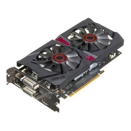 ASUS GeForce GTX 950 2048MB DDR5/128bit DVI/HDMI/DP PCI-E (1190/6610) (wer. OC - STRIX GAMING) (wentylator DirectCU II)