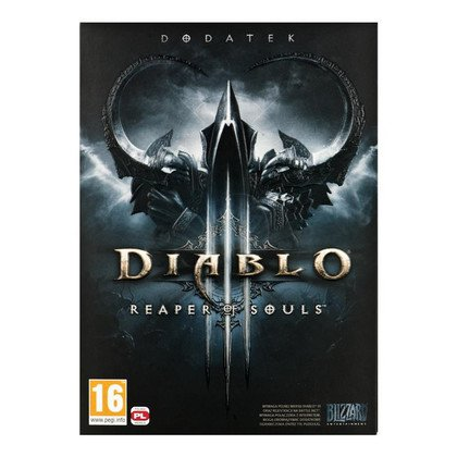 Gra PC Diablo 3 Reaper of Souls