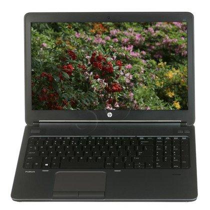 """HP 655 G1 A8-4500M 4GB 15,6"""" HD 500GB Radeon HD 7640G Win7P Win8P Czarno-srebrny F1N83EA 1Y"""