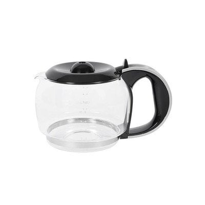 Dzbanek do ekspresu do kawy, czarny (4055031480)
