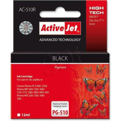 ActiveJet AC-510R tusz czarny do drukarki Canon (zamiennik Canon PG-510)