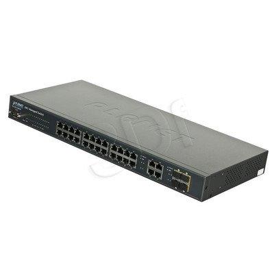 PLANET WGSW-28040 Switch Gigab. 28-Port Zarządzalny