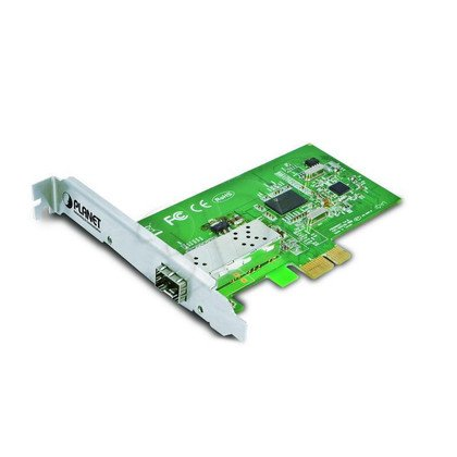 PLANET ENW-9701 Karta PCI-Ex1 - 1 slot SFP 1000Base-SX/LX